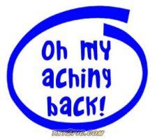 achingback