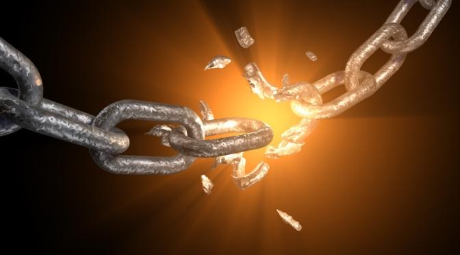 Chains Broken & Stomach Pain Healed