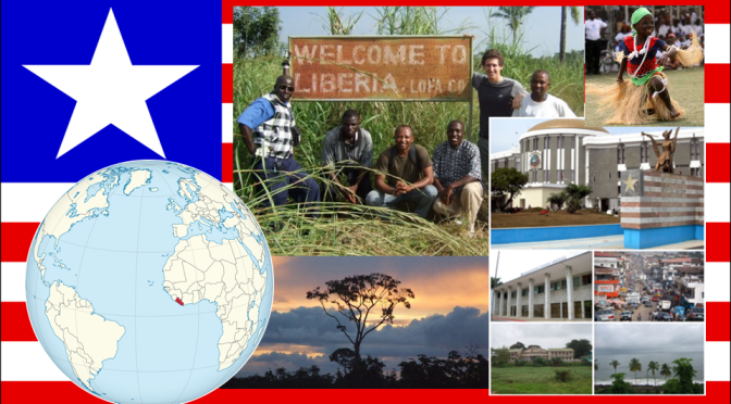 Sending The Message To Liberia