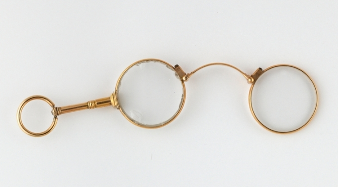 A New Pair Of Spectacles