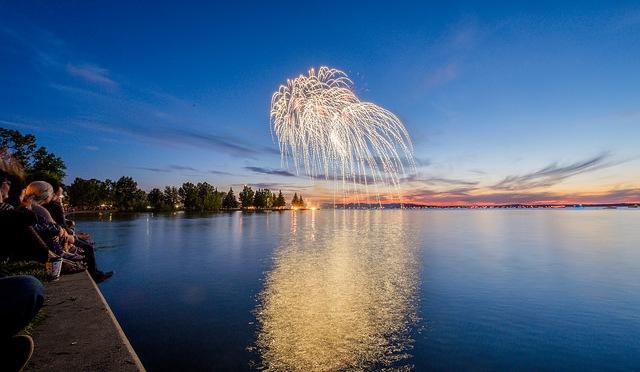 Spiritual Fireworks