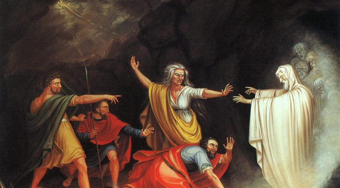Was Samuel Raised From The Dead?