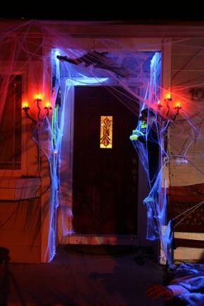 halloween-door