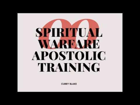 SWAT 2 – Spiritual Warfare Apostolic Training | You Are