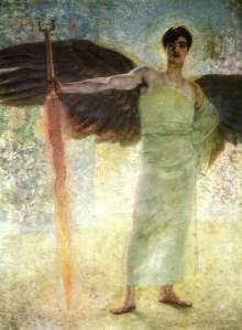 Angel Franz_von_Stuck