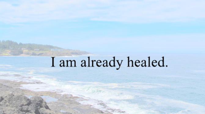 Audio Healing Declarations