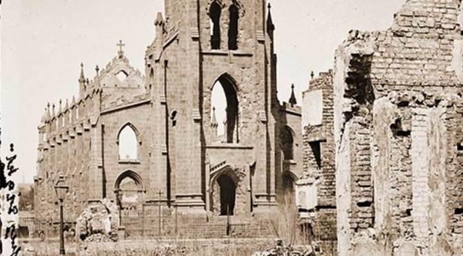 The Fall of the Catholic Church