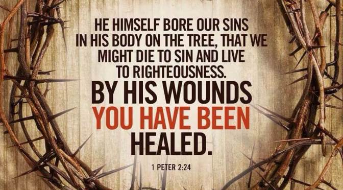 You Are Already Healed